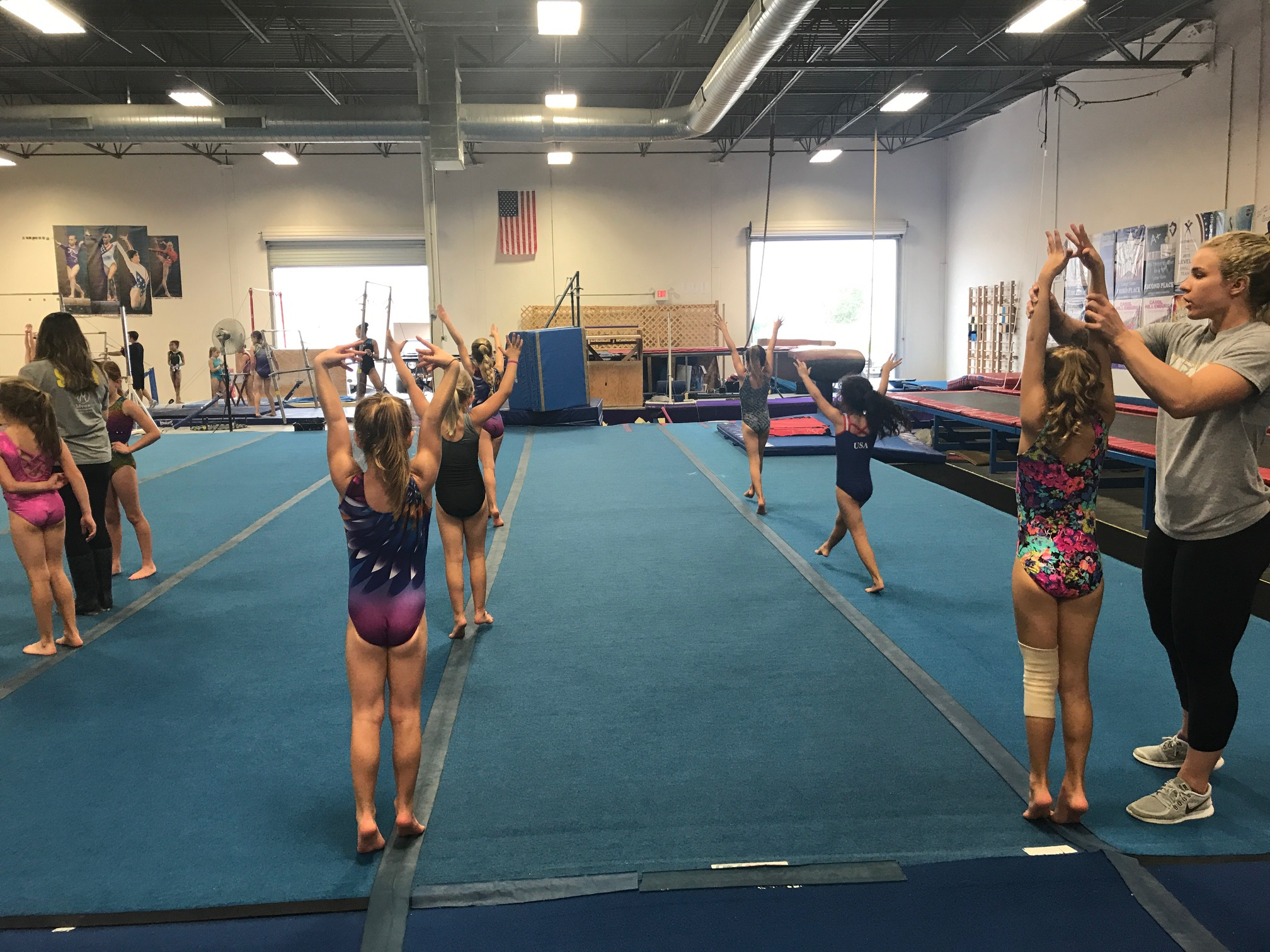 Dance Gymnastics Tumbling Amp Cheer Classesimpact Athletic