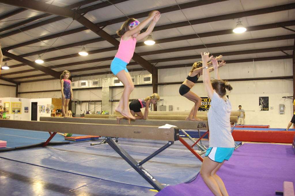skills and thrills gymnastics meet score